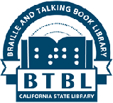 Braille and Talking Book Library logo