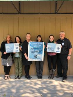 PDH Staff Smokefree