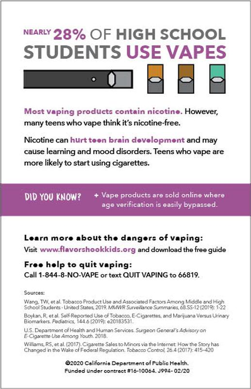 J994 Protect Your Teens From Vapes factcard back_800w_800h_sb